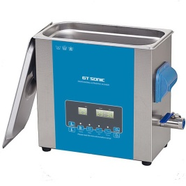 6Ltr digital degassing ultrasonic cleaner