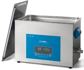 27Ltr degassing ultrasonic cleaner front
