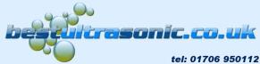Best Ultrasonic Cleaners logo