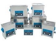 BU sonic range of ultrasonic cleaners