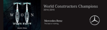 mercedes world constructors champions