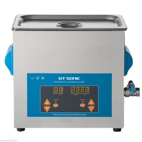 6 Ltr digital Ultrasonic Cleaner front