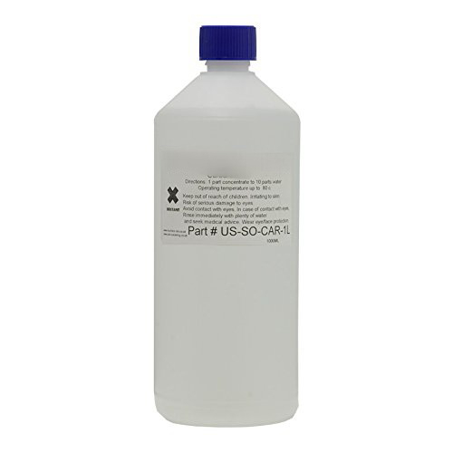 1 litre bottle of ultrasonic carburettor cleaner