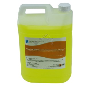 5 Ltr bottle of oxidation remover for ultrasonic cleaning