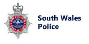 Logo - South Wales Police